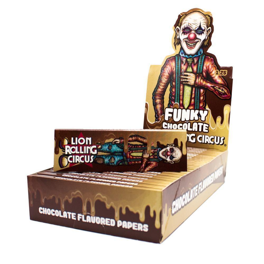 Lion Rolling Circus Funky chocolate