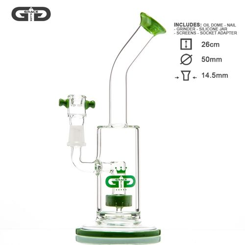Grace Glass small box bong