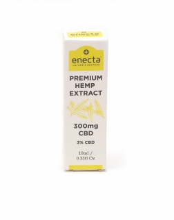 Premium hemp extract 3% CBD